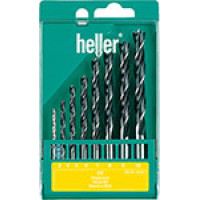 Набор спиральных сверл Heller TD 18736 CV