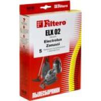Набор пылесборников Filtero ELX 02 (5) Standard