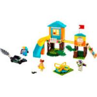 Конструктор Lego Приключения Базза и Бо
