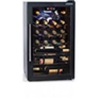 Винный шкаф Cavanova CV 022 T черный