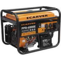 Электрический генератор и электростанция Carver PPG 6500