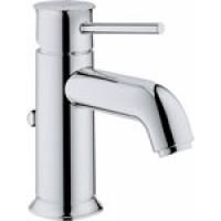 Смеситель для ванной комнаты Grohe BauClassic д.раковины сливн.гарн.