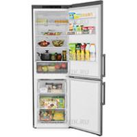 Двухкамерный холодильник LG GA B 459 BLCL