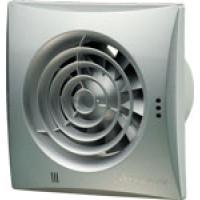Вытяжной вентилятор Vents 125 Quiet алюм.