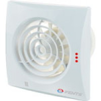 Вытяжной вентилятор Vents 125 Quiet ВТН белый