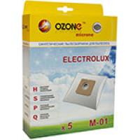Набор пылесборников Ozone M 01 синтетические