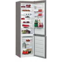Двухкамерный холодильник Whirlpool BSNF 9752 OX