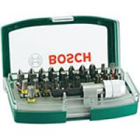Набор бит  Bosch Promoline с цветовой
