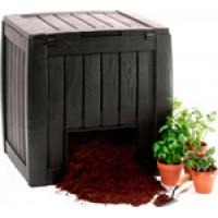 Компостер Keter Deco Composter 340 л черный