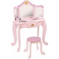 Туалетный столик KidKraft трельяж с зеркалом Принцесса