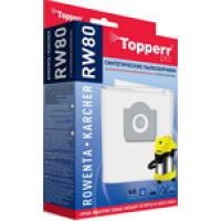 Набор пылесборников Topperr RW 80