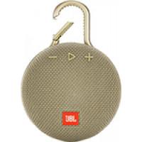 Портативная акустическая система JBL Clip 3 песочный