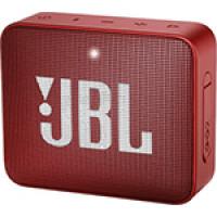 Портативная акустическая система JBL GO2 красный JBLGO2RED