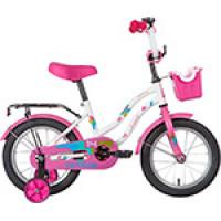 Велосипед и педальная машина Novatrack 14'' TETRIS