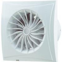 Вытяжной вентилятор BLAUBERG Sileo 125 T белый