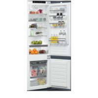 Встраиваемый двухкамерный холодильник Whirlpool ART 9811/A++ SF