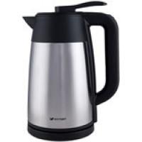 Чайник электрический Kitfort КТ 620 2 серебристый