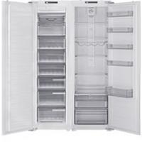 Встраиваемый холодильник Side by Side Schaub Lorenz
