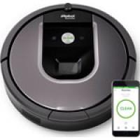 Робот пылесос iRobot Roomba 960  серый