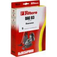 Набор пылесборников Filtero DAE 03 (5) Standard