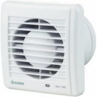 Вытяжной вентилятор BLAUBERG Aero 100 S белый
