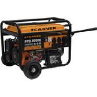 Электрический генератор и электростанция Carver PPG 8000