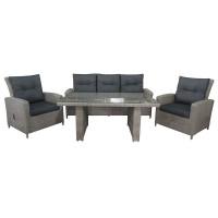 Комплект мебели c реклайнерами San Marino
