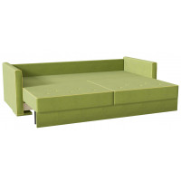 Диван кровать харлем Green зеленого цвета