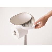 Набор держатель для туалетной бумаги с подносом