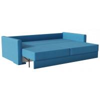 Диван кровать харлем Blue синего цвета