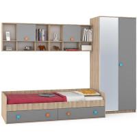 Комплект мебели доминика для детской