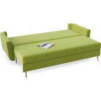 Диван кровать прямой норфолк Green пантограф