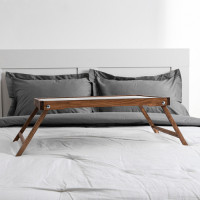 Столик для завтрака в постель из массива