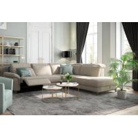 Угловой диван Bellona с реклайнером