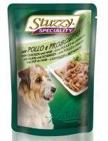 Stuzzy Speciality консервы для собак (с курицей и ветчиной) 100 гр. арт. 131.2573