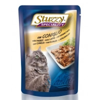 Stuzzy Speciality «con Coniglio» консервы