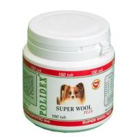Polidex Super Wool plus Добавка для собак