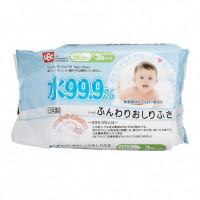 iPlus Детские влажные салфетки 99,9% воды д/рук