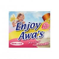 Awa's Enjoy Порошок стиральный с кондиционером