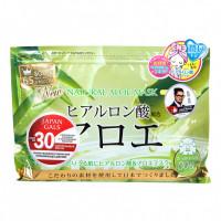 Japan Gals Курс натуральных масок для лица