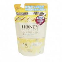Funs Honey Milk Гель для душа увлажняющий