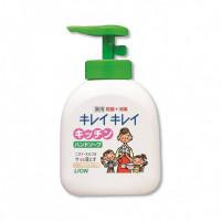 Lion Kirei Kirei Пенное антибактериальное мыло для рук,