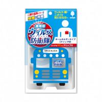 Air Doctor Блокатор вирусов портативный, голубая машинка,