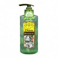 Moist Diane Botanical Moist Шампунь бессиликоновый бессульфатный