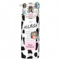 Milrish Бальзам кондиционер с молочными протеинами Увлажнение