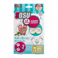 Sosu Носочки для педикюра с ароматом мяты,
