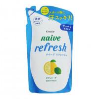 Kracie Naïve Мыло жидкое для тела с ароматом