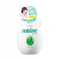 Kracie Naïve Мыло жидкое для тела с экстрактом