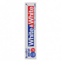 Отбеливающая зубная паста White&White, 150 гр