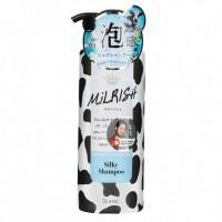 Milrish Шампунь уход бессиликоновый с молочными протеинами
